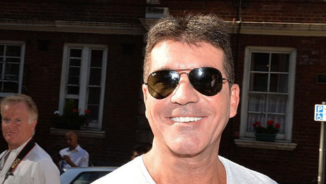 It Is Confirmed! Simon Cowell's Baby Is a Boy! - 9Hill | Celebrity News | Scoop.it