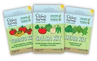 Home Farmer - Garden Seed Kits | Annie Haven | Haven Brand | Scoop.it