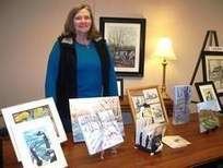 Houston County Public Library hosts local painter Janet Felts | Tennessee Libraries | Scoop.it