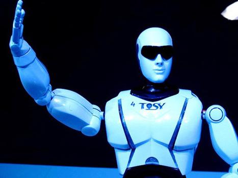 CES 2013 : les robots qu'il ne fallait pas rater | Une nouvelle civilisation de Robots | Scoop.it