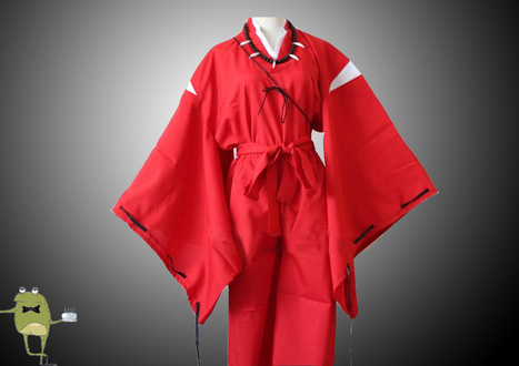 Inuyasha Cosplay Costume Outfits - cosplayfield.com | Sword Art Online Cosplay Costumes | Scoop.it