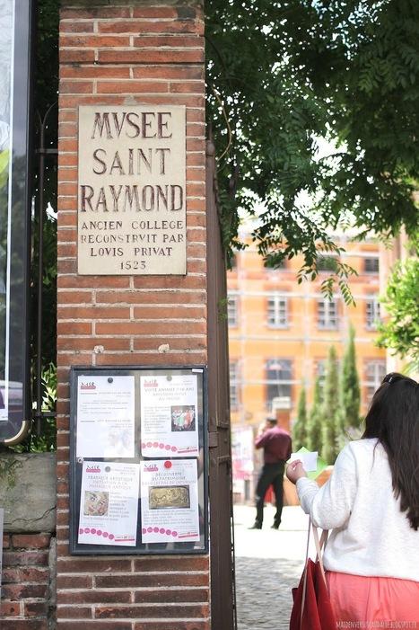 Maiden vs Caudalie: Une journée de pure folie : Musée Saint-Raymond (RWT #8) | Musée Saint-Raymond, musée des Antiques de Toulouse | Scoop.it