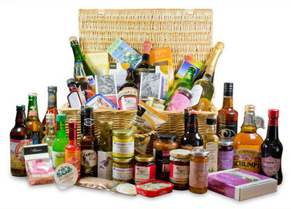 Make Your Own Food Hamper Filled With Scrumptious Cornish Produce   Food, Drink & Good Times   Scoop.it
