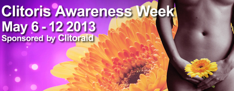 Clitoraid launches 'International Clitoris Awareness Week' May 6-12 | Gender matters | Scoop.it