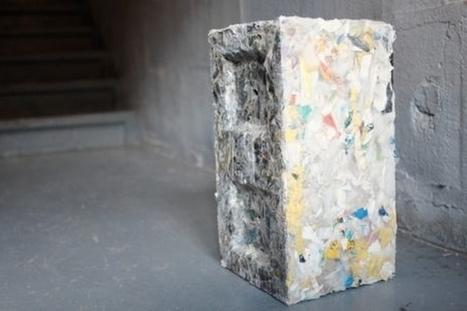 Byfusion : une brique de construction en déchets recyclés | Réhabilitation de décharges et friches industrielles - Environnement et Ecologie | Scoop.it