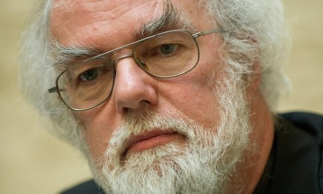 Rowan Williams calls for law to ban benefit cuts | Welfare, Disability, Politics and People's Right's | Scoop.it
