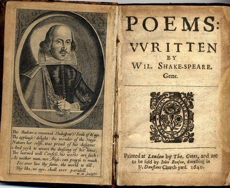 Ολα τα έργα του Σαίξπηρ on-line και δωρεάν | University of Nicosia Library | Scoop.it