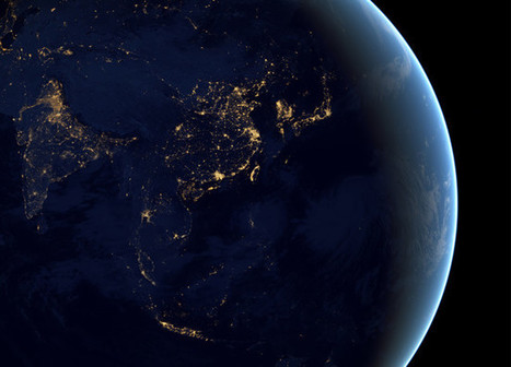 Facebook está creando con Inteligencia Artificial los mapas demográficos más detallados | Recursos de Geografia | Scoop.it