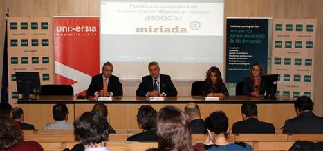 Presentación Plataforma MIRIADAX, plataforma de cursos abiertos para la comunidad iberoamericana   e-Learning, Diseño Instruccional   Scoop.it