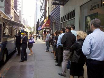The 8 Best Food Trucks In New York City | foodtrucksfr | Scoop.it