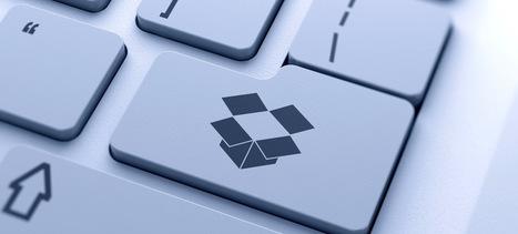 Dropbox lance un système de réception de fichiers | Learning 2.0 ! | Scoop.it