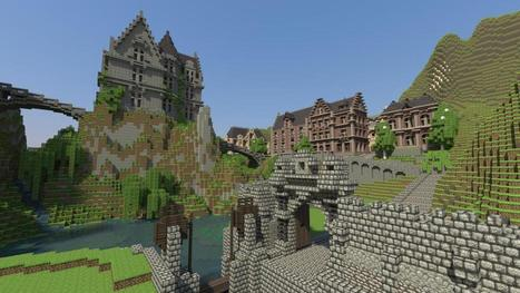 Virtual Reality Minecraft Sounds Like It Will Be Amazing | Augmented, Alternate and Virtual Realities in Higher Education | Scoop.it
