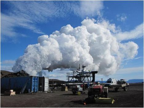 World's first magma-enhanced geothermal system created in Iceland | Sustain Our Earth | Scoop.it