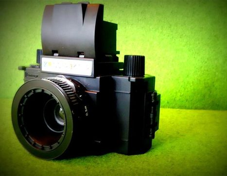 DIY: how to build your own SLR camera for £25 | Everything Photographic | Scoop.it