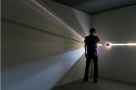 Chris Fraser Cracks Of Light... | Art for art's sake... | Scoop.it