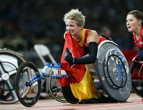 Après les jeux paralympiques, l'athlète Marieke Vervoort envisage l'euthanasie | Suicide assisté, euthanasie, affaires et débats - A l'étranger | Scoop.it