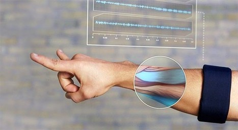 Wearable Gesture Control from Thalmic Labs Senses Your Muscles | Technology advancement | Scoop.it