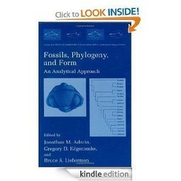 Fossils, Phylogeny, and Form - An Analytical Approach (TOPICS IN GEOBIOLOGY: Jonathan M. Adrain, Gregory D. Edgecombe, Bruce S. Lieberman: Amazon.com: Kindle Store | Plant Genomics | Scoop.it
