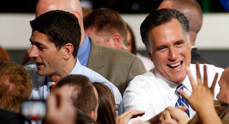 Mitt Romney pushes bipartisan credentials in Ohio - James Hohmann | Gender, Religion, & Politics | Scoop.it