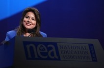 2015 National Teacher of the Year Addresses Colleagues at NEA Convention | AdLit | Scoop.it