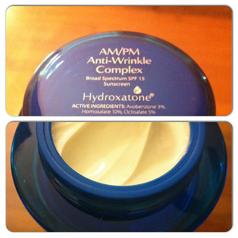 Review: Hydroxatone AM/PM Anti-Wrinkle Comple | Hydroxatone | Scoop.it