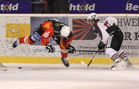 Daxlberger möchte sich bei Testspielmarathon empfehlen   Eishockey   Scoop.it