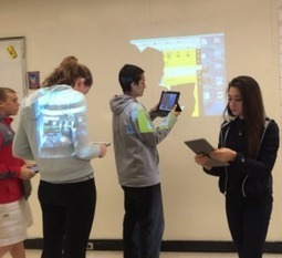 Create a Digital Gallery of Student Work with Padlet for iOS | Online Learning Design | Scoop.it