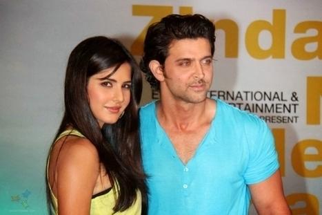 Katrina Kaif says tough challenge to dance with Hrithik Roshan | Bangalore Wishesh | Scoop.it
