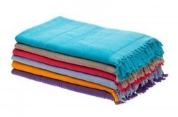 Cotton, Extra Large Bath and Beach Towels -Light and Absorbent - Breezy Peshtemal Towels Cotton and Olive   Turkish Peshtemal Towels   Scoop.it