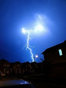 How to Photograph Lightning and the Settings for Photographing Lightning | Photography Today | Scoop.it