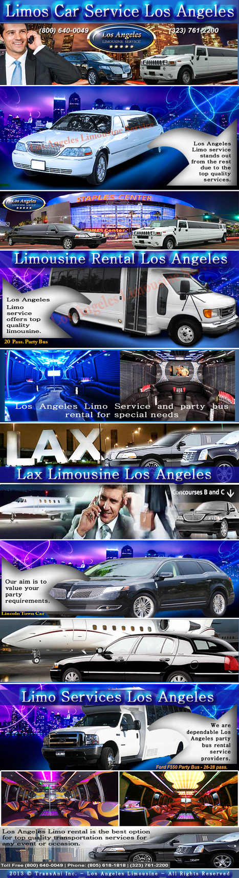 Limos Car Service Los Angeles | Limos Car Service Los Angeles | Scoop.it