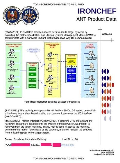 A Close Look at the #NSA Monitor Catalog – Server #Hacking   #Security #InfoSec #CyberSecurity #Sécurité #CyberSécurité #CyberDefence & #DevOps #DevSecOps   Scoop.it