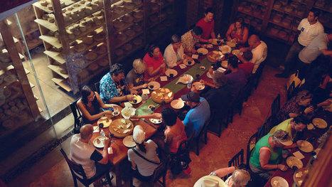 Marcelo's artisan cheese and the exquisite wines of Ojos Negros - Baja's Best | Baja California | Scoop.it