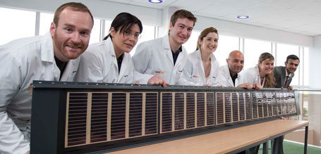 New solar cells can be printed right onto buildings | Digital Sustainability | Scoop.it