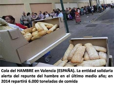 #NOesVENEZUELA Las Colas del Hambre en ESPAÑA - La Verdad que Medios de Comunicación y Políticos no quieren que veas | @CNA_ALTERNEWS | La R-Evolución de ARMAK | Scoop.it