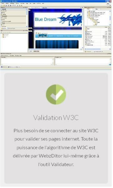 Logiciel professionnel gratuit WebzDitor Fr 2015 version 1.0.0.1 Pour Windows 32 bits . Puissant éditeur WYSIWYG hyper complet pour la creation de sites internet | Logiciel Gratuit Licence Gratuite | Scoop.it