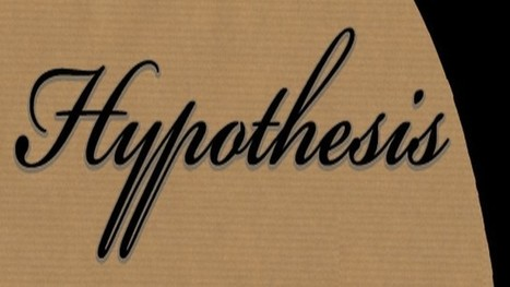 User Research — The Importance of Hypothesis | Expertiential Design | Scoop.it