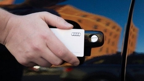 Audi Launches On Demand Rental Service with iPhone App | Tourism Social Media | Scoop.it