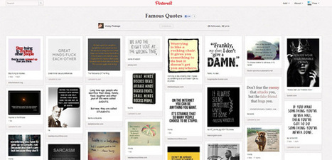 Famous Quotes for your PowerPoint Presentations | Digital Presentations in Education | Scoop.it