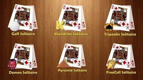Solitaire - Android Apps on Google Play | Sports games | Scoop.it