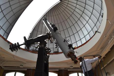 Astronomy History and Future Come Together at the South Carolina State Museum - Universe Today | Scientific heritage | Scoop.it