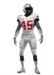 Ohio State Will Wear All White Alternates vs Michigan November 30th - Front Page Buzz | ESPNTMZ | Scoop.it