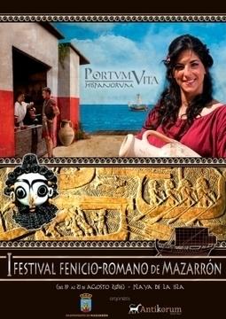 LA ISLA VIAJA ESTE FIN DE SEMANA A LAS ÉPOCAS FENICIA Y ROMANA #Mazarrón #Murcia | EURICLEA | Scoop.it