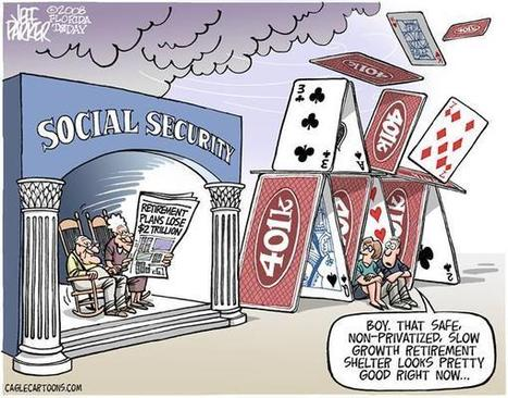 To Protect Their Entitlement, Corporate CEO's Are Attacking Ours: Social Security | Current Politics | Scoop.it