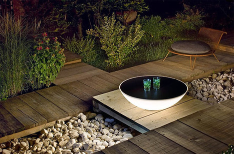 Solar Lamp Aims to Become the Modern Homes' Hearth of the Future | women's life style | Scoop.it