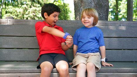 Technology can inspire kids' outdoor adventures... | research interest | Scoop.it