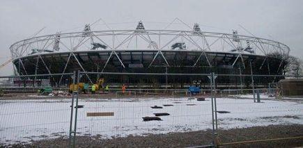 Le parc olympique de Londres en chantier avant une nouvelle vie cet été | Dans l'actu | Doc' ESTP | Scoop.it