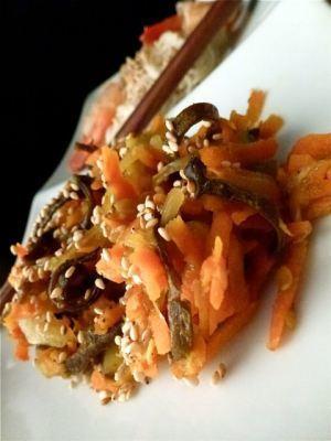 Légumes à lajaponaise, simple, léger et différent   CuisineJaponaise   Scoop.it