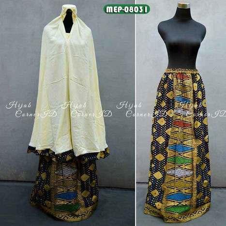 Mukena-Etnik-Prada-08031 | Atisomya Hijab | Scoop.it