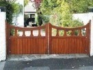 Wooden Gates to Add Quality into Your Living Standard   Garden Gates   Scoop.it
